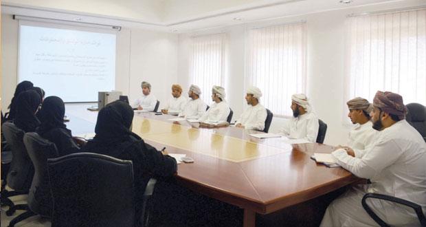 دائرة الوثائق تشرع في تطبيق نظام إدارة الوثائق المشتركة بوزارة التراث والثقافة