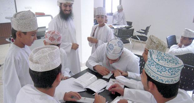 انطلاق فعاليات صيف المعرفة والإبداع الرابع بمكتبة المعرفة العامة