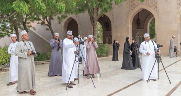 اختتام برامج الدورات التدريبية الصيفية بجمعية التصوير الضوئي
