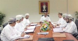 مجلس إدارة (الرفد) يناقش البرامج التنموية للصندوق خلال الخطة الخمسية القادمة