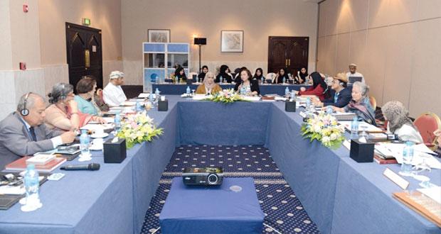 بدء فعاليات الاجتماع الثالث لمجلس الحرفي العالمي بمسقط