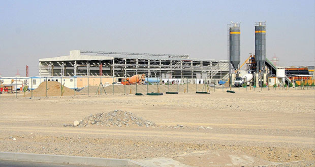 المنطقة الحرة بصحار: اتفاقيات لتأجير 22 مشروعاً في المنطقة الحرة لمستثمرين محليين وأجانب باكثر من نصف مليار دولار