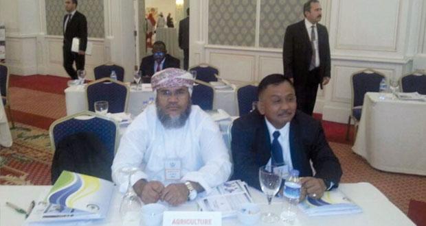 السلطنة تشارك الاجتماع الثاني لنقاط الاتصال لمجموعات العمل بمنظمة التعاون الإسلامي بتركيا