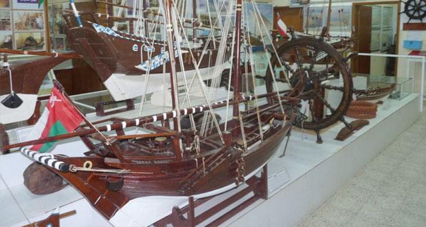 المتحف البحري بصور.. تراث تتناقله ذاكرة الأجيال