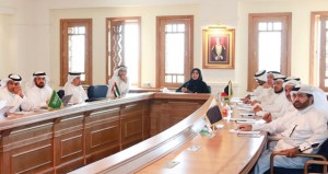 مناقشة الرؤى والموجهات للمؤهلات والمعايير والاختبارات المهنية بدول المجلس