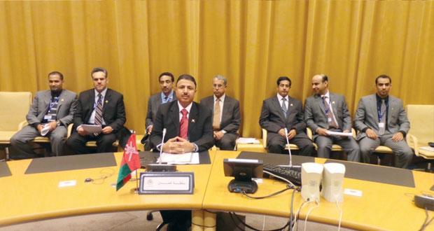 وزراء العمل بدول التعاون يؤكدون على أهمية تفعيل دور دول المجلس في منظمة العمل الدولية