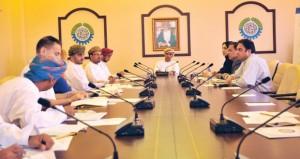 اللجنة الأشرافية لمبادرة تسوق في عمان تحدد الفعاليات المصاحبة لمهرجان التسوق