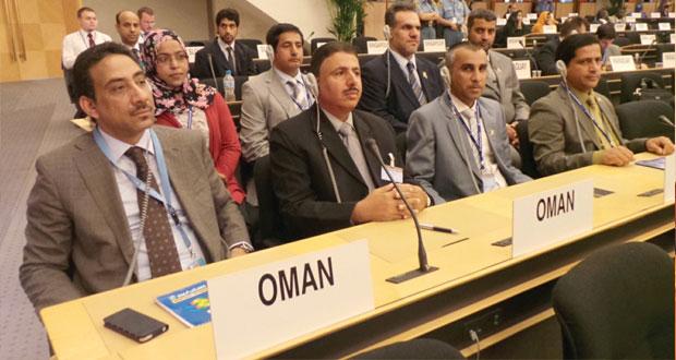 بمشاركة وفد السلطنة قمة عالم العمل تناقش مختلف قضايا العمل الاجتماعية والاقتصادية