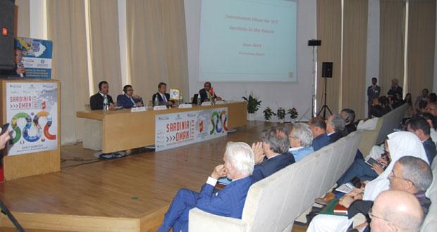 المنتدى العماني السرديني: اتفاقية لتفعيل الشراكة وجلسات عمل تستعرض فرص التعاون والاستثمار