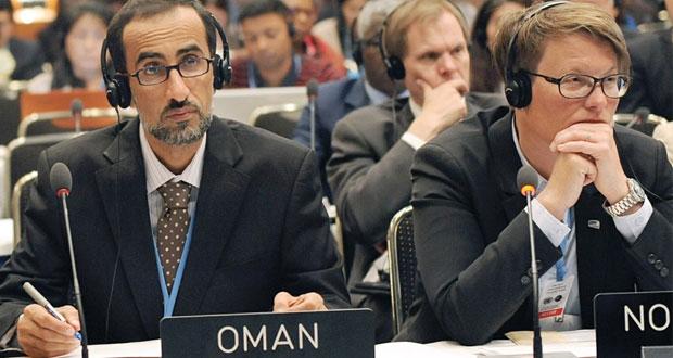 التوبي يترأس وفد السلطنة لمؤتمر الأمم المتحدة حول تغير المناخ بألمانيا
