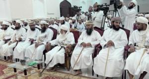 الخليلي يرعى حفل تكريم الفائزين في مسابقة حفظ القرآن الكريم ببهلاء
