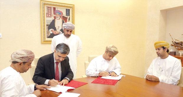 التعليم العالي توقع ثلاث اتفاقيات مع مجموعة مؤسسة الزواوي لتمويل عدد من البعثات الدراسية الداخلية