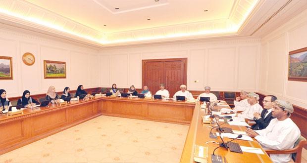 اجتماع اللجنة الاجتماعية بمجلس الدولة