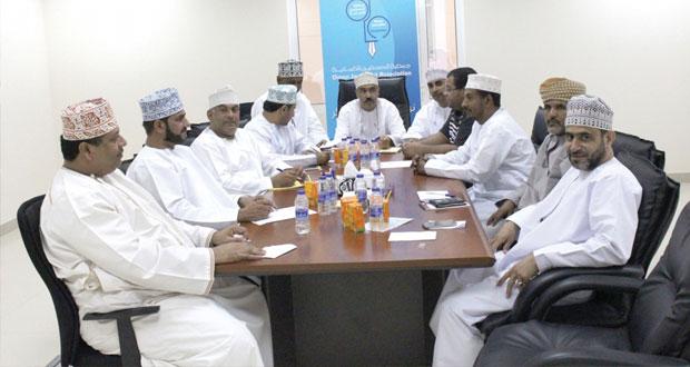 اللجنة الاجتماعية لجمعية الصحفيين العمانية تناقش أعمالها خلال الفترة القادمة