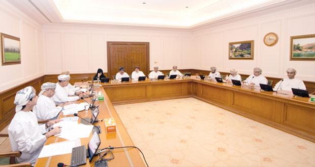 اجتماع اللجنة القانونية بمجلس الدولة