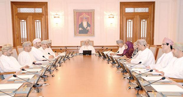 مكتب مجلس الدولة يطلع على عدد من المواضيع والتقارير المرفوعة من بعض اللجان والأعضاء