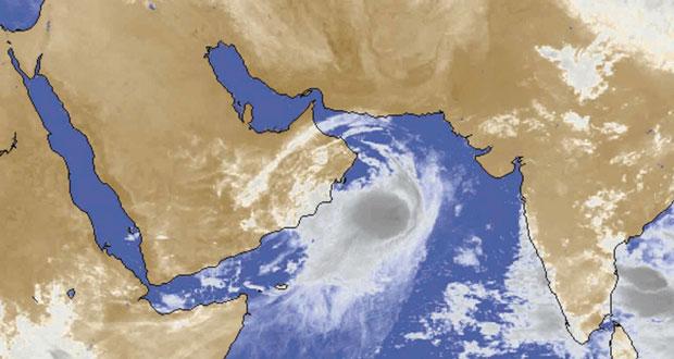 الهيئة العامة للطيران المدني تواصل بث التوضيحات حول الحالة المدارية في بحر العرب