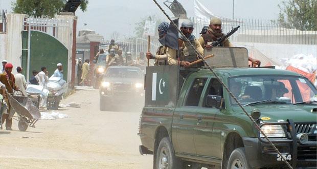 باكستان: الجيش يقتل 19 مسلحا في (ضربة السيف)