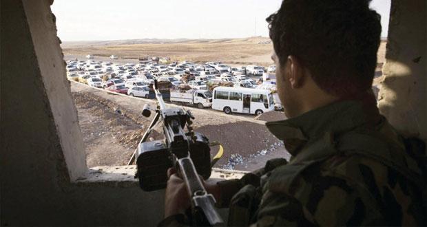 العراق: الجيش يصد هجوما على (تلعفر) ويقتل 279 من المسلحين