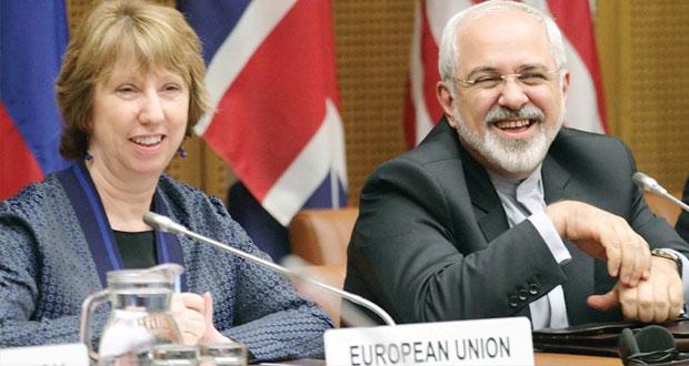 إيران تتفق مع (5+1) على تسريع المفاوضات