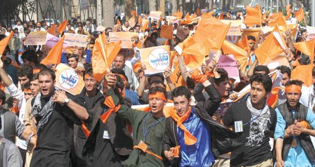 أفغانستان: عبد الله يبدي المرونة عقب استقالة رئيس مفوضية الانتخابات