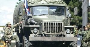 أوكرانيا: تواصل العنف في الشرق رغم تمديد الرئيس لـ(وقف النار) واشنطن تتحدث عن أن استراتيجية موسكو مع كييف أثبتت فشلها