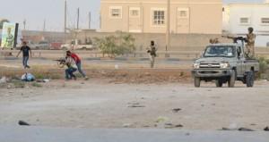 ليبيا: 16 قتيلا و26 جريحا على الأقل في مواجهات عنيفة ببنغازي