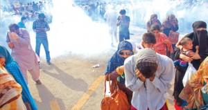 باكستان: إصابة العشرات بصدامات بين الشرطة وأنصار (عوامي)