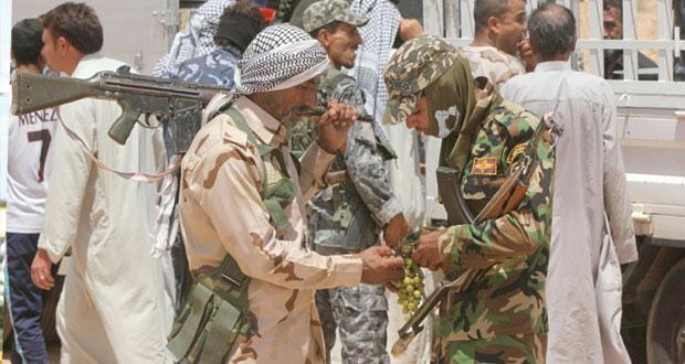 العراق: الجيش يسيطر على (العوجة) وقواته على مشارف تكريت