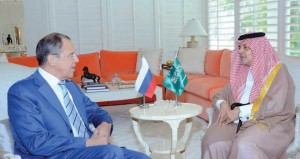 """السعودية وروسيا تجريان محادثات """"معمقة"""" حول سوريا والعراق"""