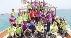 وزارة الشؤون الرياضية تناقش برامج وأنشطة المعسكر وتستحدث عددا من الأنشطة النوعية