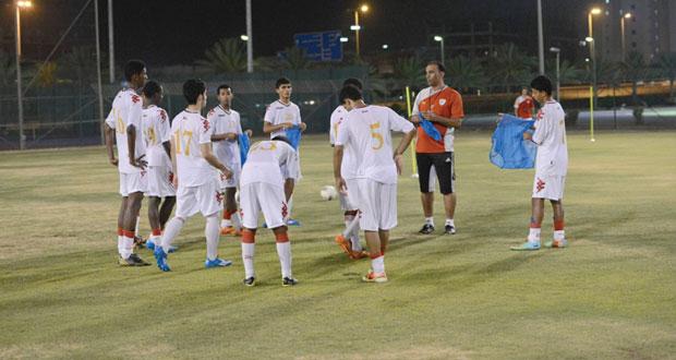 بمشاركة 26 لاعبا.. منتخبنا الوطني لناشئي القدم يختتم معسكره الداخلي
