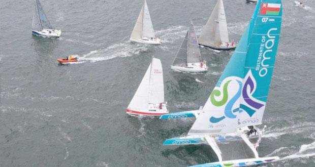 """القارب العُماني """"مسندم"""" يستعد للمشاركة في سباقات الإبحار بمهرجان أسبوع """"كيل"""" بألمانيا"""