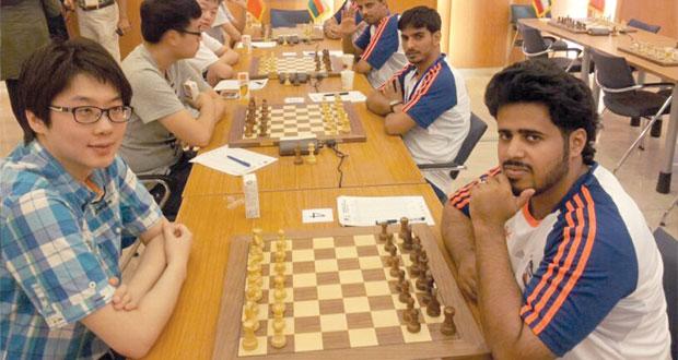 منتخبنا للشطرنج يفوز على العراق ويتعادل مع الأردن في المنافسات بإيران