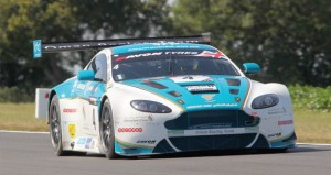 تأهيلات صعبة لفريق عمان لسباقات السيارات في سباق جي تي البريطاني