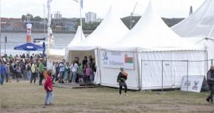 معرض السلطنة الترويجي يبهر زوار مهرجان كيل بألمانيا