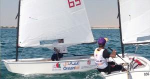 أشبال عُمان للإبحار يختتمون سباق بطولة البارح في البحرين