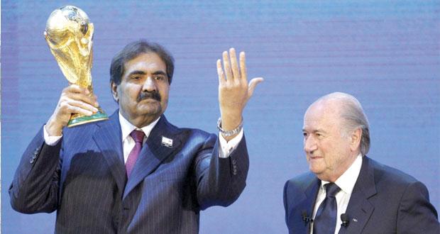 الفيفا ما زال يلتزم الصمت بخصوص اتهامات قطر
