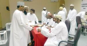 في انتخابات نادي المصنعة ..راشد السعدي رئيسا وعبدالله البلوشي نائبا