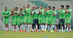 محاربو الجزائر جاهزون لمفاجأة الحصان البلجيكى