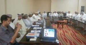 انطلاق فعاليات دورة تطوير مهارات إداري المنتخبات الوطنية والفرق الرياضية