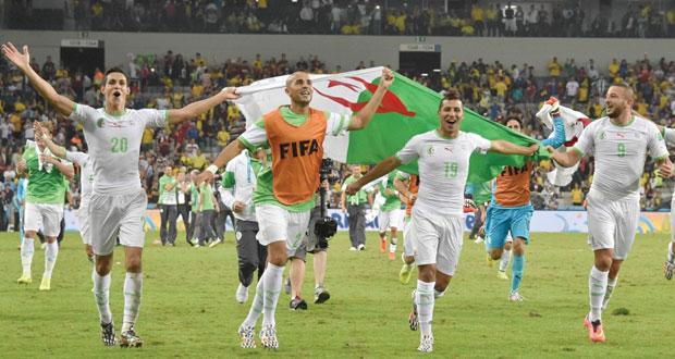 محاربو الجزائر على موعد مع التأهل والتاريخ على حساب الدب الروسى