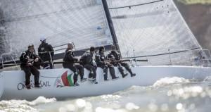 """في برنامج المشاركات الدولية بأوروبا.. طواقم """"عُمان للإبحار"""" لفئتي ام 34 وجي 80 تستهل سباقات أسبوع نورماندي بفرنسا"""