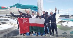فرق عُمان للإبحار تسجّل نجاحات جديدة في منافسات أوروبية دولية · طاقم الإبحار بأغلبية نسائية في العشرة الأوائل في سباق جراند بريكس نافال