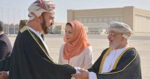 بتكليف من جلالة السلطان.. أسعد بن طارق يشارك في تنصيب الرئيس المصري اليوم