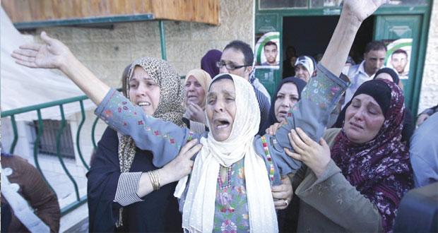 شهيدان بالضفة .. والفلسطينيون يطالبون مجلس الأمن ببحث تصاعد العدوان الإسرائيلي