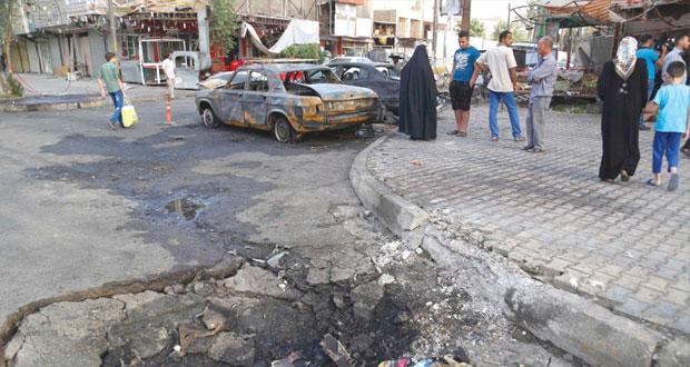 العراق: 28 قتيلا غداة يوم دام