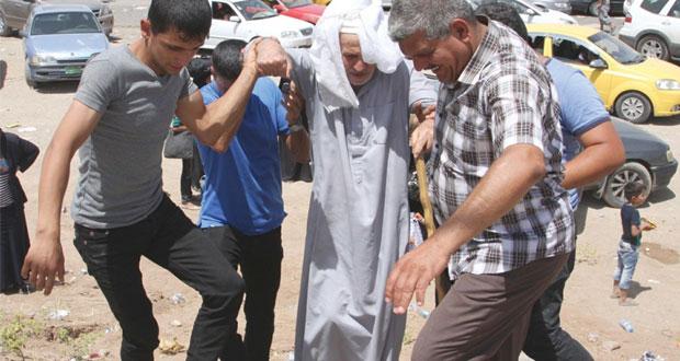 العراق: نينوى خارج السيطرة .. عملية عسكرية لاستعادتها وتعهد بتسليح متطوعين