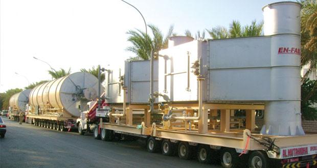 بإنتاج عماني .. السلطنة تصدر لكولومبيا مولد بخار لتحسين أداء حقول النفط