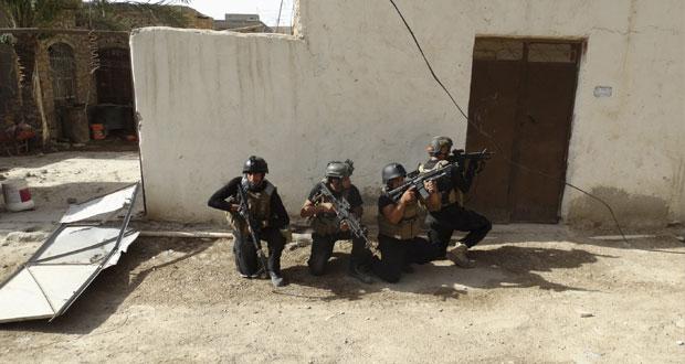 العراق: القوات الحكومية تواصل التراجع (التكتيكي) وإيران تحذر (الداعمين)